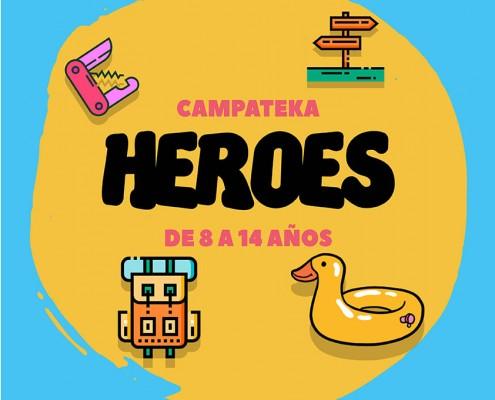Campamento de verano - Pontevedra