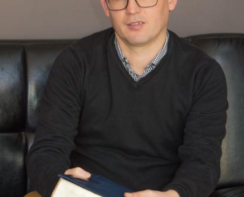 Pastor David Conde - Iglesia Unida Vigo